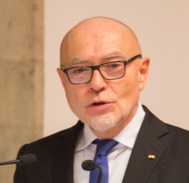 Udo Di Fabio, Prof. für Öffentliches Recht, Universität Bonn, ehem. Richter des Bundesverfassungsgerichts