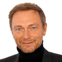 Christian Lindner, Bundesvorsitzender der FDP und Fraktionsvorsitzender der FDP im Bundestag (i.G.)
