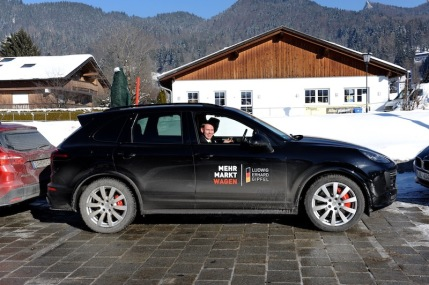 Porsche Cayenne, Ludwig-Erhard-Gipfel