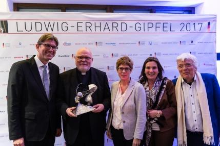 Kardinal Marx, Ludwig-Erhard-Gipfel