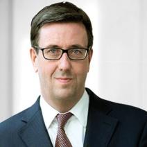Bernhard Brinker, Bereichsvorstand Private Banking bei der HypoVereinsbank