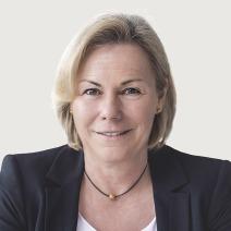 Evi C. Vogl, Sprecherin der Geschäftsführung von Amundi Deutschland