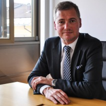 Martin Mihalovits, Vorstandsvorsitzender der Kreissparkasse Miesbach-Tegernsee