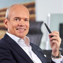 Ralf Wittenberg, DACH-Chef von British American Tobacco