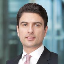 Peter Scharl, Vorstand der BlackRock Asset Management Deutschland AG